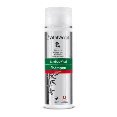 Bambus-Vital AKTIV Shampoo, 200ml von VitalWorld