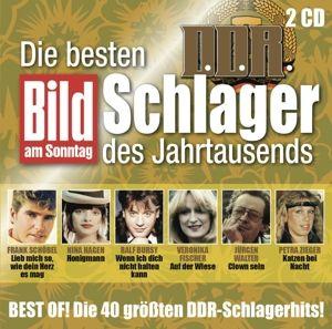 Bams Ddr Schlager Des Jahrtausends (Bild Am Sonnta, Various