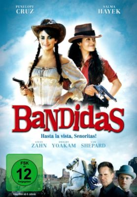 Bandidas, Luc Besson, Robert Mark Kamen