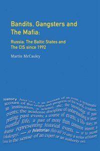 Bandits, Gangsters and the Mafia, Martin McCauley