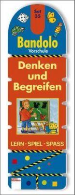 Bandolino (Spiele): Set.35 Denken und Begreifen (Kinderspiel)