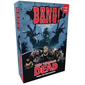 Bang! The Walking DEAD (Spiel), Emiliano Sciarra