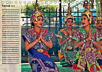 Bangkok - Königreich Thailand (Tischkalender 2019 DIN A5 quer) - Produktdetailbild 2