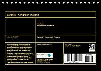 Bangkok - Königreich Thailand (Tischkalender 2019 DIN A5 quer) - Produktdetailbild 13