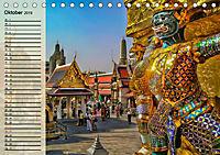 Bangkok - Königreich Thailand (Tischkalender 2019 DIN A5 quer) - Produktdetailbild 10