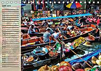 Bangkok - Königreich Thailand (Tischkalender 2019 DIN A5 quer) - Produktdetailbild 6