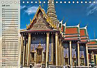 Bangkok - Königreich Thailand (Tischkalender 2019 DIN A5 quer) - Produktdetailbild 7