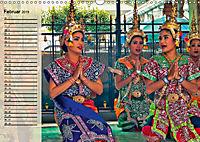 Bangkok - Königreich Thailand (Wandkalender 2019 DIN A3 quer) - Produktdetailbild 2