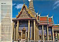 Bangkok - Königreich Thailand (Wandkalender 2019 DIN A3 quer) - Produktdetailbild 7