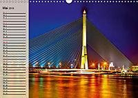 Bangkok - Königreich Thailand (Wandkalender 2019 DIN A3 quer) - Produktdetailbild 5