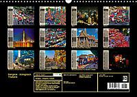 Bangkok - Königreich Thailand (Wandkalender 2019 DIN A3 quer) - Produktdetailbild 13