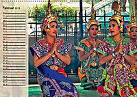 Bangkok - Königreich Thailand (Wandkalender 2019 DIN A2 quer) - Produktdetailbild 2
