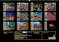 Bangkok - Königreich Thailand (Wandkalender 2019 DIN A2 quer) - Produktdetailbild 13