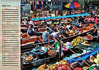 Bangkok - Königreich Thailand (Wandkalender 2019 DIN A2 quer) - Produktdetailbild 6