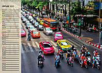 Bangkok - Königreich Thailand (Wandkalender 2019 DIN A2 quer) - Produktdetailbild 1
