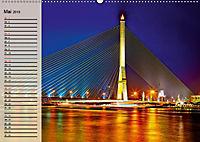 Bangkok - Königreich Thailand (Wandkalender 2019 DIN A2 quer) - Produktdetailbild 5