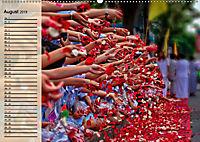 Bangkok - Königreich Thailand (Wandkalender 2019 DIN A2 quer) - Produktdetailbild 8