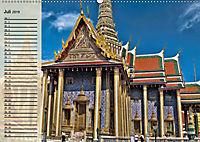 Bangkok - Königreich Thailand (Wandkalender 2019 DIN A2 quer) - Produktdetailbild 7