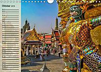 Bangkok - Königreich Thailand (Wandkalender 2019 DIN A4 quer) - Produktdetailbild 10