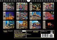 Bangkok - Königreich Thailand (Wandkalender 2019 DIN A4 quer) - Produktdetailbild 13