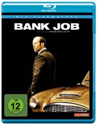 Bank Job - Blu Cinemathek, Dick Clement, Ian La Frenais