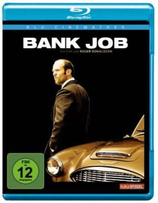Bank Job - Blu Cinemathek, Dick Clement, Ian La Frenais