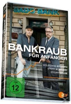 Bankraub für Anfänger, Holger Karsten Schmidt