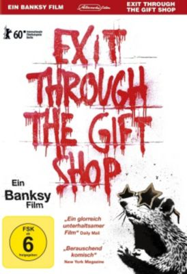 Banksy - Exit through the Gift Shop, Banksy