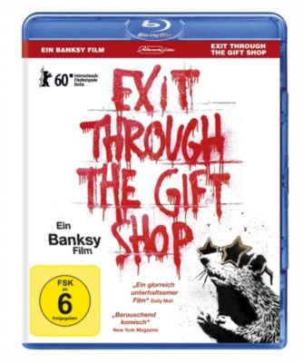 Banksy - Exit through the Gift Shop, Geoff Barrow