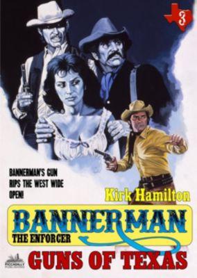 Bannerman the Enforcer: Bannerman the Enforcer 3: Guns of Texas, Kirk Hamilton