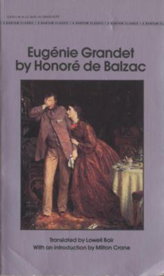 Bantam Classics: EUGENIE GRANDET, Honoré de Balzac