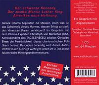 Barack Obama, 1 Audio-CD - Produktdetailbild 1