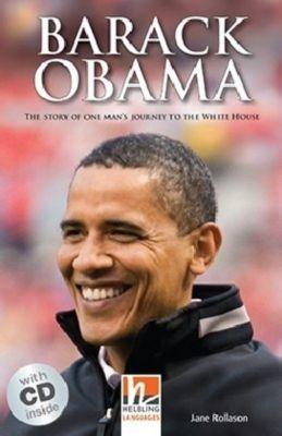 Barack Obama, m. 1 Audio-CD, Jane Rollason