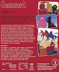 Barbapapa - Classics 1, DVD - Produktdetailbild 1