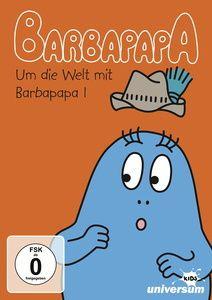Barbapapa - Um die Welt mit Barbapapa 1, DVD, Talus Taylor, Annette Tison