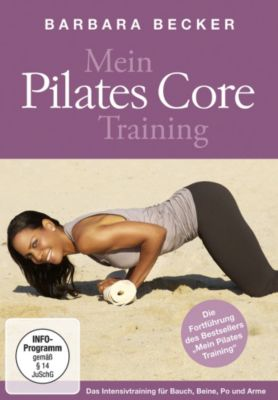 Barbara Becker - Mein Pilates Core Training, Barbara Becker