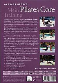 Barbara Becker - Mein Pilates Core Training - Produktdetailbild 1