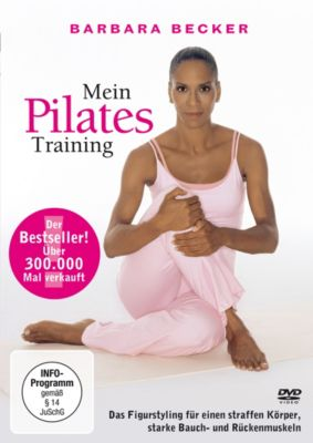 Barbara Becker - Mein Pilates Training, Barbara Becker, Tanja Krodel