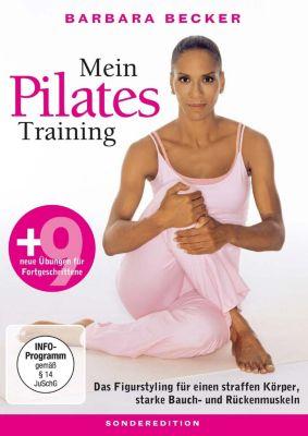 Barbara Becker - Mein Pilates Training, Barbara Becker