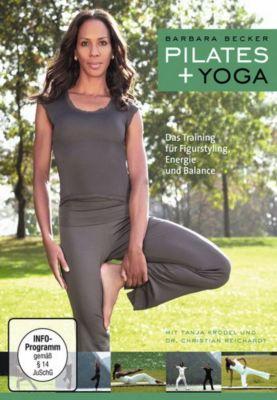 Barbara Becker: Pilates + Yoga, Barbara Becker