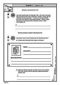 Barbara Robinson 'Hilfe die Herdmann kommen', Literaturseiten - Produktdetailbild 6