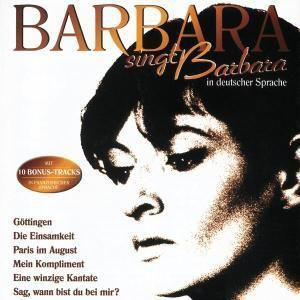 Barbara Singt Barbara In Deutscher Sprache, Barbara