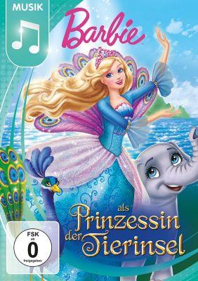 Barbie als Prinzessin der Tierinsel, Diverse Interpreten