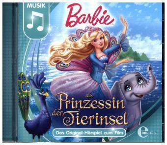 Barbie als Prinzessin der Tierinsel, 1 Audio-CD, Barbie
