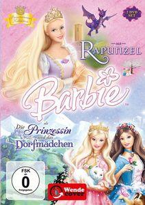 Barbie als: Rapunzel / Barbie als Die Prinzessin und das Dorfmädchen, Diverse Interpreten