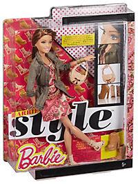 Barbie Deluxe-Moden Fashionistas Teresa mit Blumenkleid CFM78 - Produktdetailbild 2