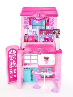 Barbie Design Ferienhaus