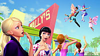 Barbie - Die geheime Welt der Glitzerfeen - Produktdetailbild 2