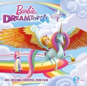 Barbie Dreamtopia, 1 Audio-CD, Barbie