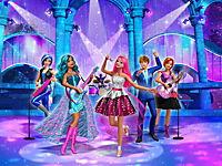 Barbie - Eine Prinzessin im Rockstar Camp - Produktdetailbild 3